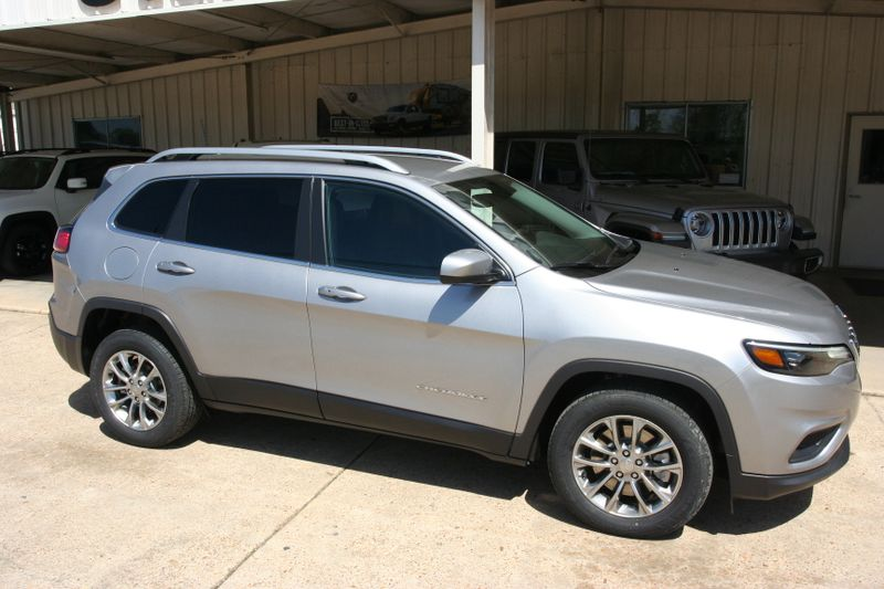 2019 Jeep Cherokee Latitude in Vernon Alabama