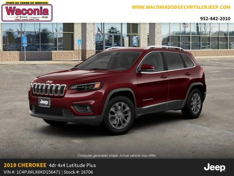2019 Jeep Cherokee Latitude Plus in Victoria, MN