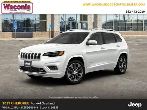 2019 Jeep Cherokee Overland in Victoria, MN