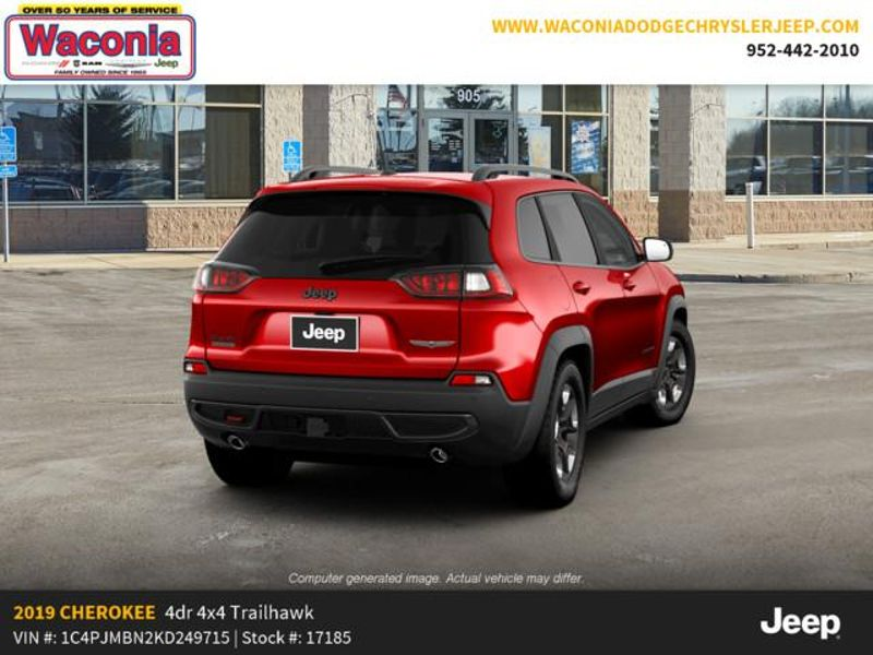 2019 Jeep Cherokee Trailhawk  in Victoria, MN