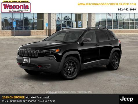 2019 Jeep Cherokee Trailhawk Elite in Victoria, MN
