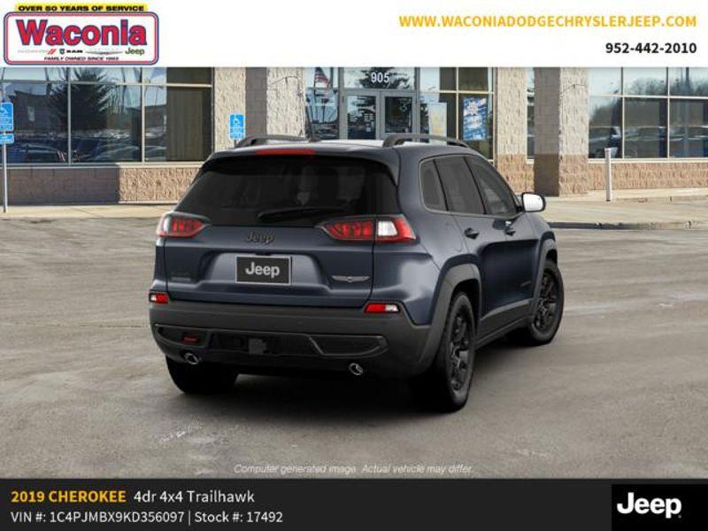 2019 Jeep Cherokee Trailhawk Elite  in Victoria, MN