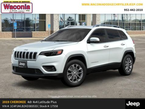 2019 Jeep Cherokee Latitude Plus in Victoria, MN