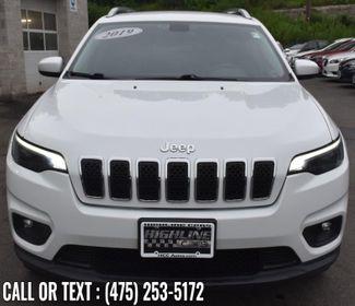 2019 Jeep Cherokee Latitude Plus Waterbury, Connecticut 8