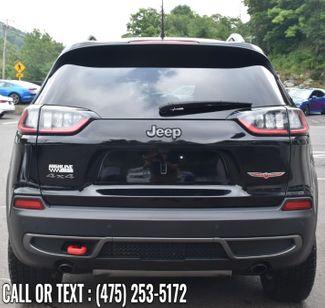 2019 Jeep Cherokee Trailhawk Waterbury, Connecticut 3