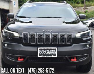 2019 Jeep Cherokee Trailhawk Waterbury, Connecticut 7