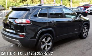 2019 Jeep Cherokee Limited Waterbury, Connecticut 4