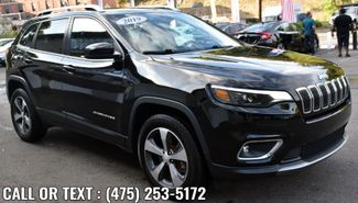 2019 Jeep Cherokee Limited Waterbury, Connecticut 6