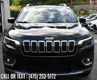 2019 Jeep Cherokee Limited Waterbury, Connecticut 7