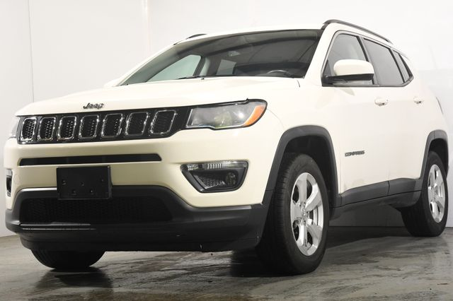 2019 Jeep Compass Latitude w/ Leather in Branford, CT 06405