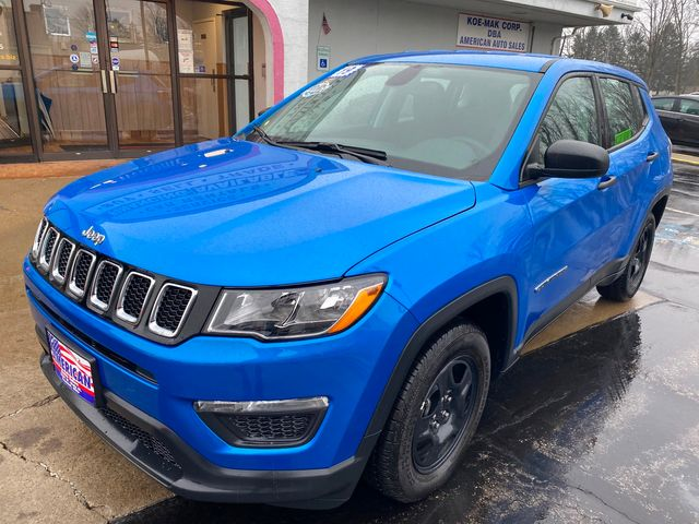 2019 Jeep Compass Sport in Fremont, OH 43420