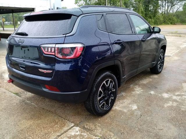 2019 Jeep Compass Trailhawk Houston, Mississippi 5