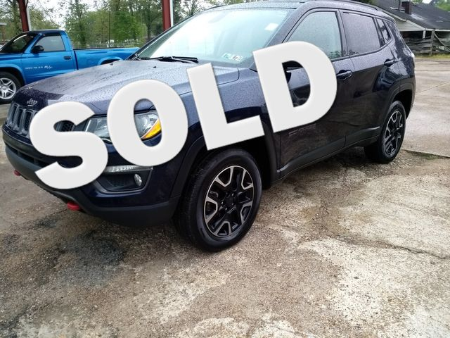 2019 Jeep Compass Trailhawk Houston, Mississippi