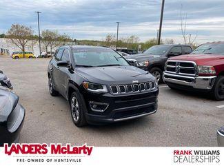 2019 Jeep Compass Limited | Huntsville, Alabama | Landers Mclarty DCJ & Subaru in  Alabama