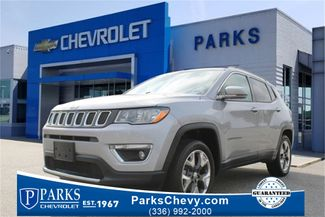 2019 Jeep Compass Limited in Kernersville, NC 27284