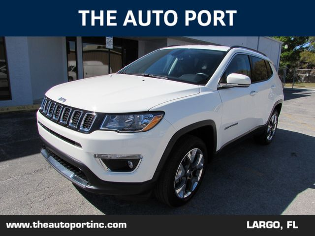 2019 Jeep Compass Limited 4X4 in Largo, Florida 33773