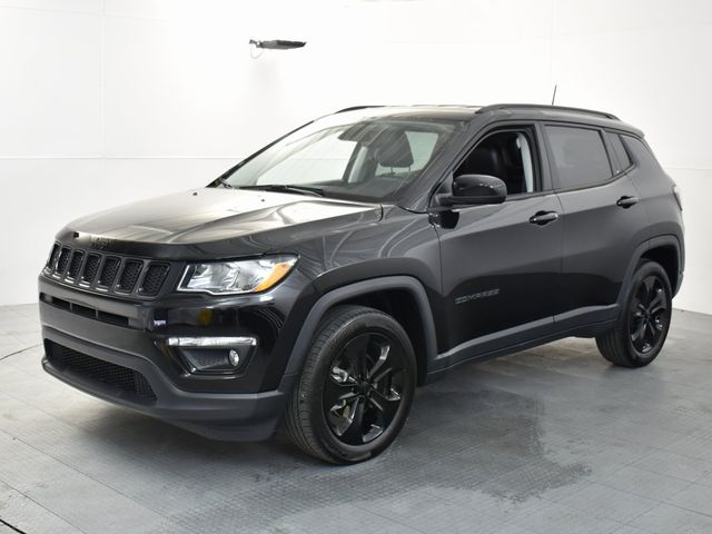 2019 Jeep Compass Latitude in McKinney, Texas 75070