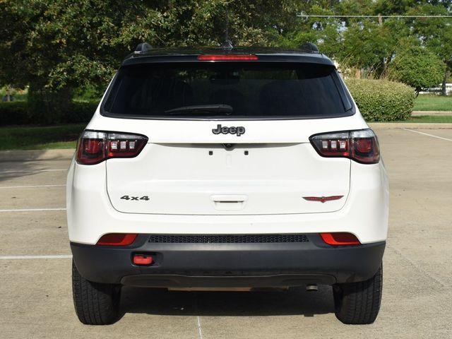 2019 Jeep Compass Trailhawk in McKinney, Texas 75070