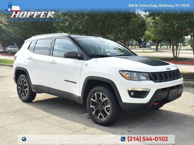 2019 Jeep Compass Trailhawk in McKinney, TX 75070