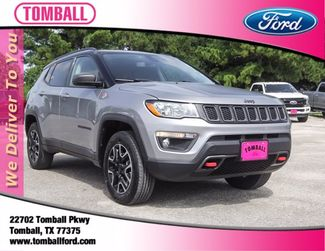 2019 Jeep Compass Trailhawk in Tomball, TX 77375