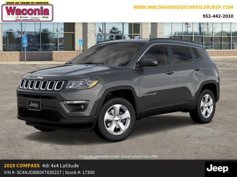 2019 Jeep Compass Latitude in Victoria, MN