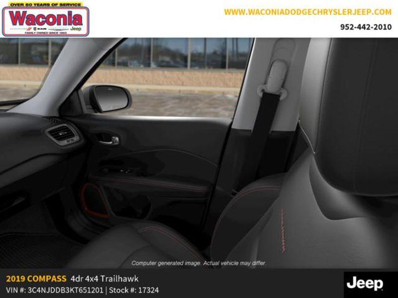 2019 Jeep Compass Trailhawk  in Victoria, MN