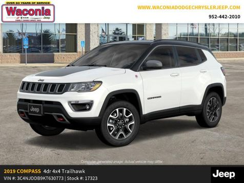2019 Jeep Compass Trailhawk in Victoria, MN
