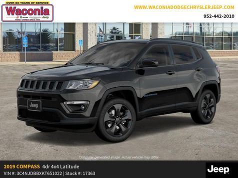 2019 Jeep Compass Altitude in Victoria, MN