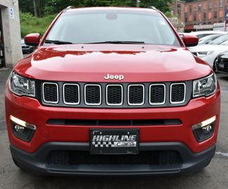 2019 Jeep Compass Latitude Waterbury, Connecticut 8