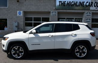 2019 Jeep Compass Limited Waterbury, Connecticut 2