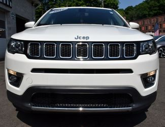 2019 Jeep Compass Limited Waterbury, Connecticut 8