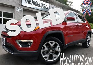 2019 Jeep Compass Limited Waterbury, Connecticut