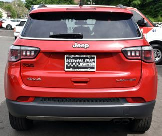 2019 Jeep Compass Limited Waterbury, Connecticut 4