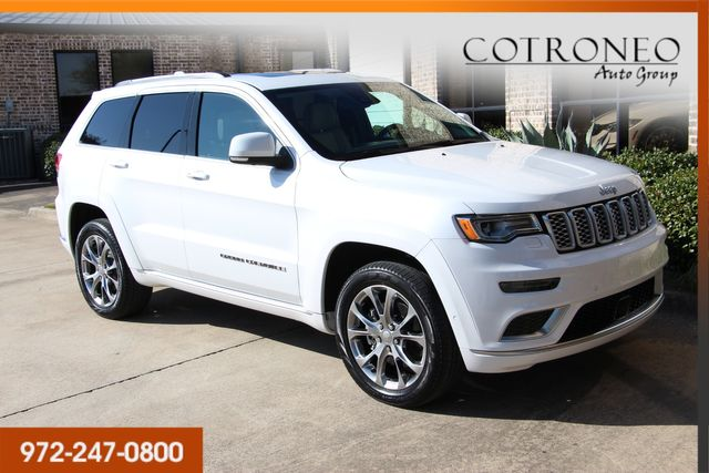 2019 Jeep Grand Cherokee Summit 4WD in Addison, TX 75001