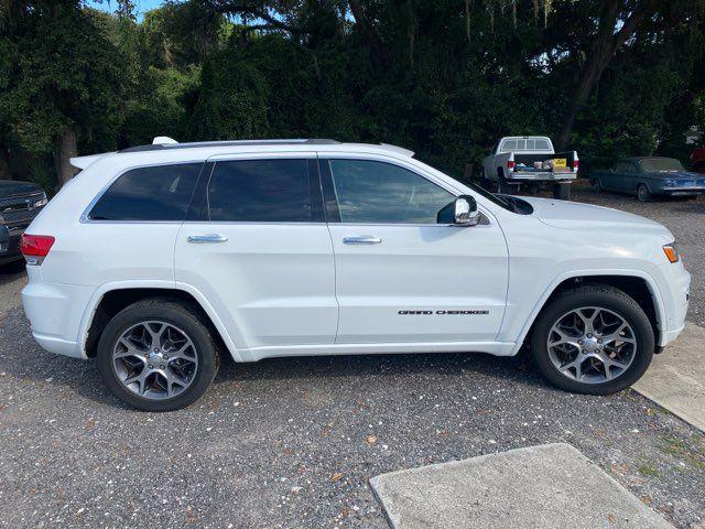 2019 Jeep Grand Cherokee Overland in Amelia Island, FL 32034