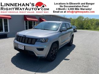 2019 Jeep Grand Cherokee Altitude in Bangor, ME 04401