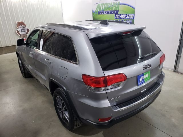 2019 Jeep Grand Cherokee Limited 4x4 in Dickinson, ND 58601