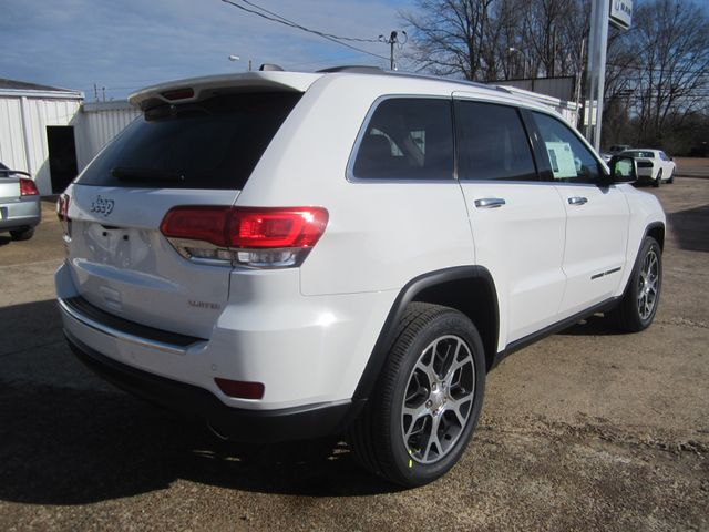 2019 Jeep Grand Cherokee Limited Houston, Mississippi 5