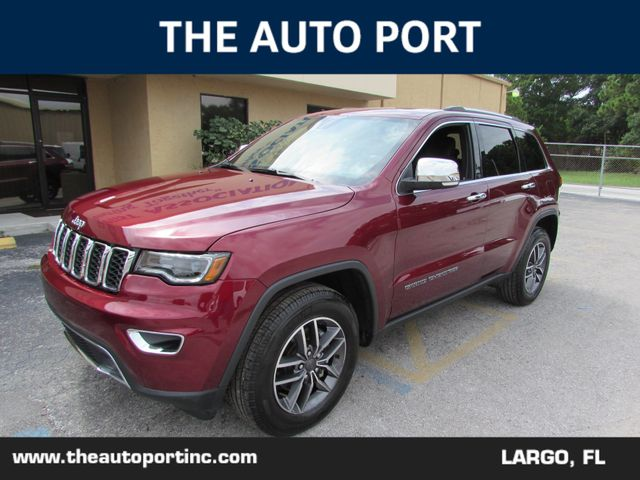2019 Jeep Grand Cherokee Limited W/NAVI