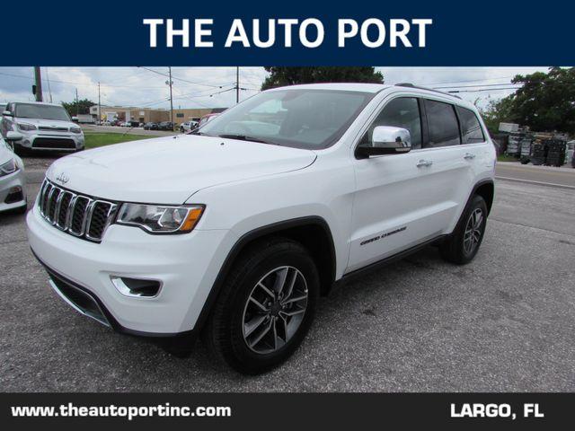 2019 Jeep Grand Cherokee Limited W/NAVI