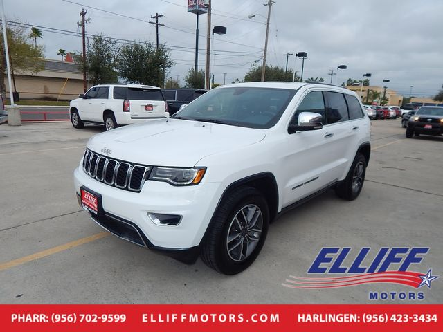 2019 Jeep Grand Cherokee Limited in Harlingen, TX 78550