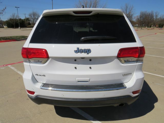 2019 Jeep Grand Cherokee Limited in McKinney, Texas 75070