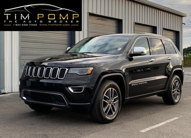 2019 Jeep Grand Cherokee Limited LUXURY PKG 2