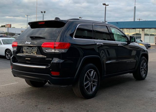 2019 Jeep Grand Cherokee Limited LUXURY PKG 2 in Memphis, Tennessee 38115