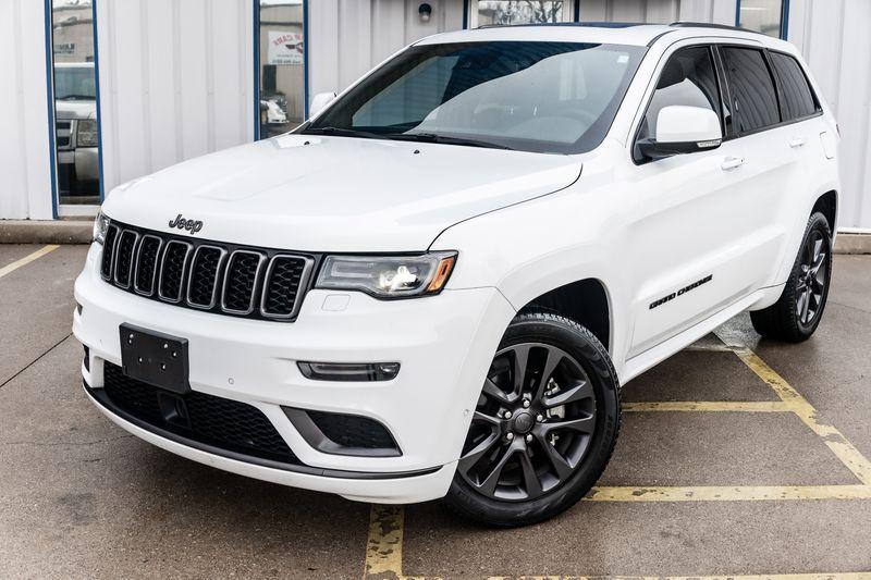 2019 Jeep Grand Cherokee HIGH ALTITUDE EDITION LEATHER NAV BACKUP CAM NICE! in Rowlett, Texas