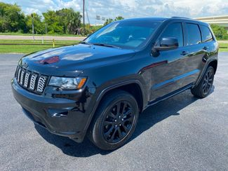 2019 Jeep Grand Cherokee ALTITUDE 1 OWNER CARFAX CERT LEATHER NAV  Plant City Florida  Bayshore Automotive   in Plant City, Florida