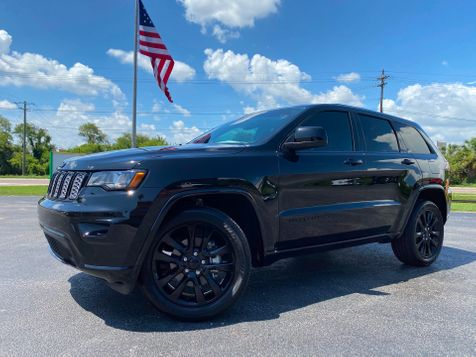 2019 Jeep Grand Cherokee ALTITUDE 1 OWNER CARFAX CERT LEATHER NAV in Plant City, Florida