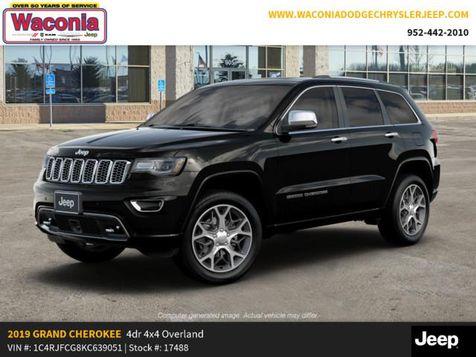 2019 Jeep Grand Cherokee Overland in Victoria, MN