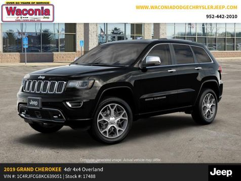 2019 Jeep Grand Cherokee Overland in Victoria, MN