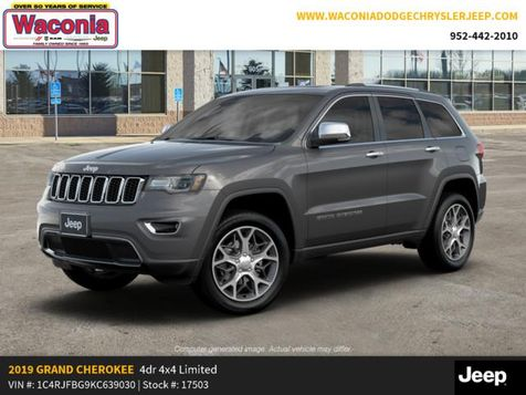 2019 Jeep Grand Cherokee Limited in Victoria, MN